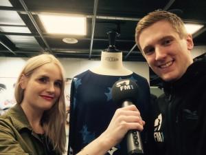 Boutique-Besitzerin Nicole Auer empfing uns in ihrem Laden Le Soir Le Jour kurz vor ihrer Abreise zur nächsten Fashion Week.